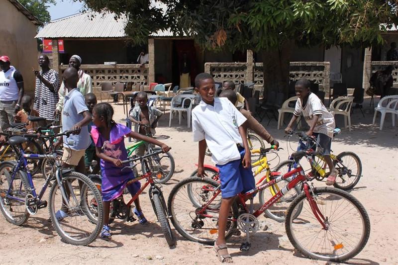 Zdánlivá maličkost - kolo na cestu do školy